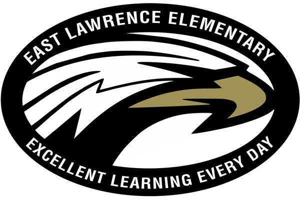 East Lawrence Elementary Logo Excellent Learning Every Day
