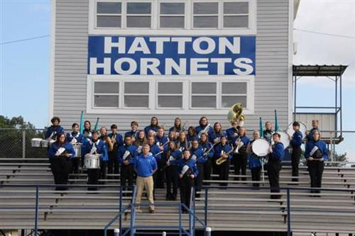 Hatton High band