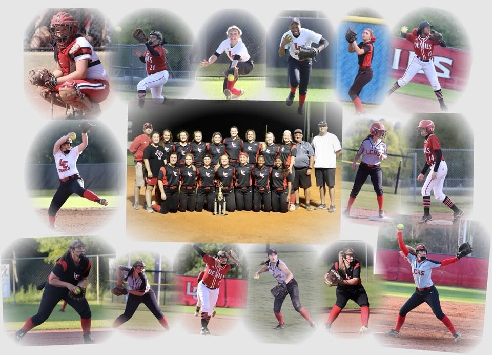 2018 LCHS Softball