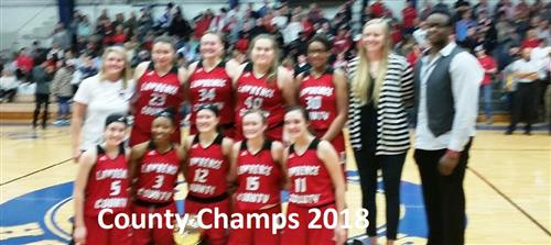 County Champs
