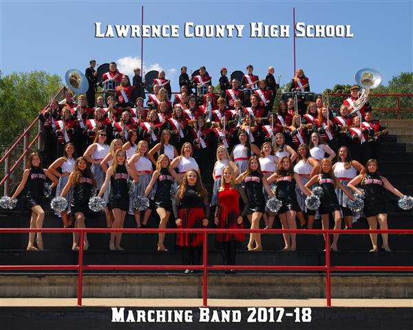 LCHS Marching Band